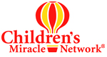 Click to visit the Children's Miracle Network website.